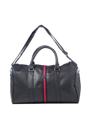 TH Bags TH Bags  Erkek Seyahat Çantası THR0200KL  Siyah